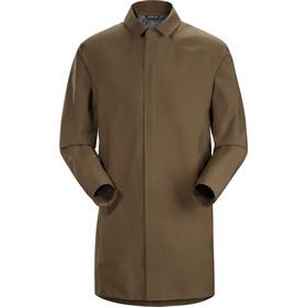 Arc'teryx Keppel Trench Coat Men Griz
